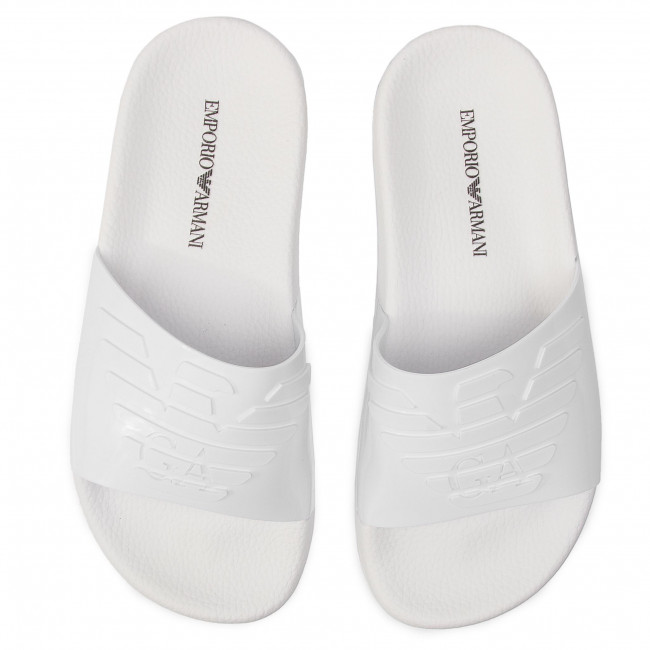 X3ps02 Optical White MulesSandales Armani Emporio Xl825 De Bain 00152 1cTlK3FJ