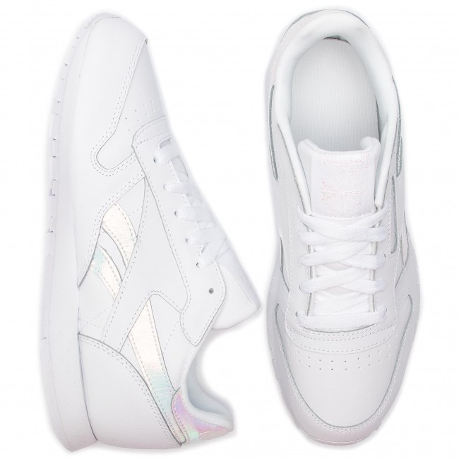 2019 Spring Basses Sneakers White Femme Classic Cn7499 Chaussures summer q1 white Reebok Leather dBoeCxr