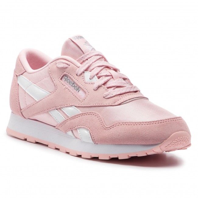 Cl Nylon Dv4410 silv summer Pink 2019 Chaussures Practical Basses Femme Sneakers white Reebok Spring q1 XiPZkwOuT