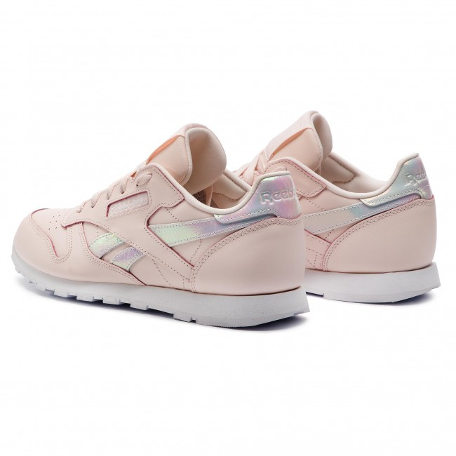 white Femme Spring Sneakers Pink Reebok Classic Basses Dv5403 q1 Leather Pale summer Chaussures 2019 FK1JuTlc3