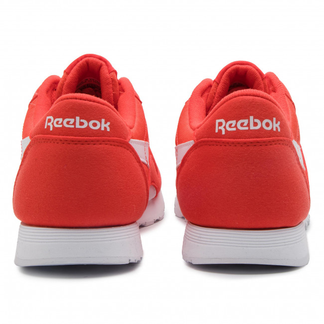 Nylon summer q1 Spring Chaussures Femme Cl Basses Red 2019 Cn7446 Reebok Canton Color white Sneakers uT1lFJKc3