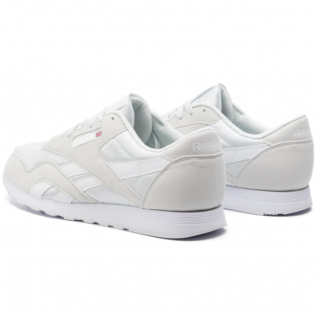 Color Homme Sneakers True Reebok Basses 2019 Chaussures Spring q1 Cl summer Grey Nylon Cn7448 white vNwn0Oy8m