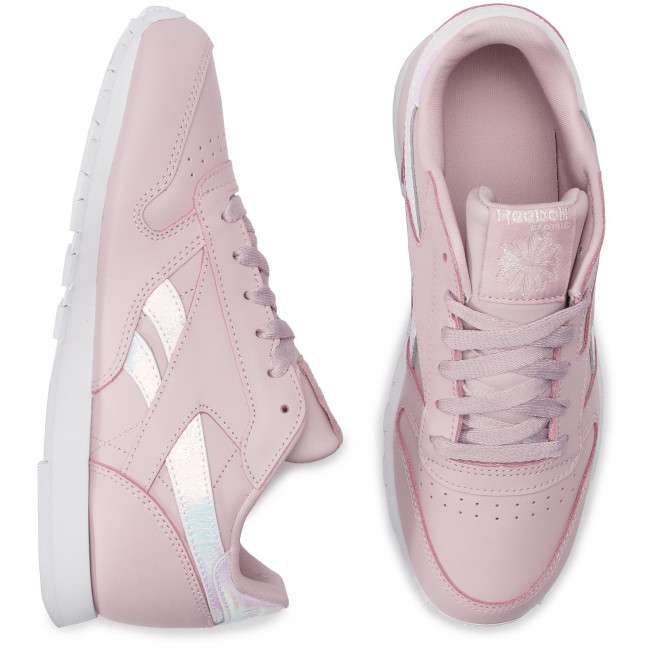 Fille Enfant Basses summer Leather Cn7498 Lacets Classic a 2019 q2 Chaussures white Reebok Spring Lilac nwOv8mN0y