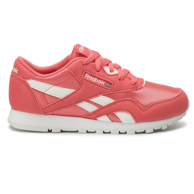 Chaussures q2 Rose a Lacets Fille summer white Cn7630 Cl Mu Bright Reebok Nylon Basses 2019 Enfant Spring 7bfY6vgy