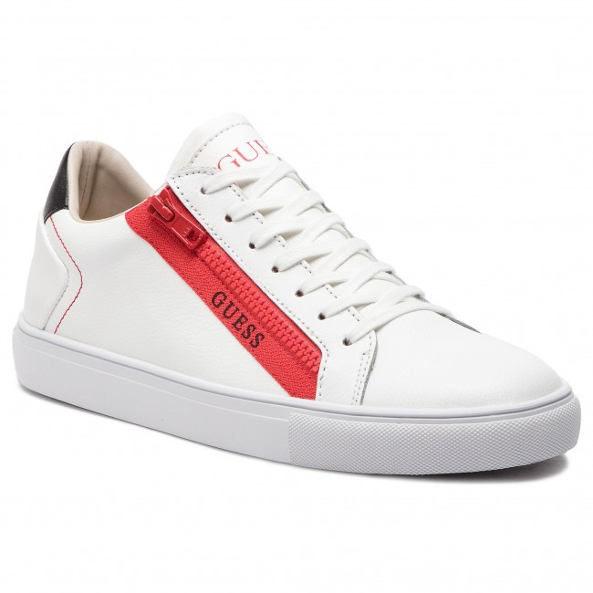 Femme Chaussures White Femme White White Red Chaussures Red HeEDIYW29