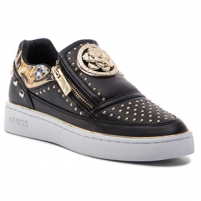 Guess Sneakers Fl5be2 Beela2 Ele12 Blkbl W29DHIE