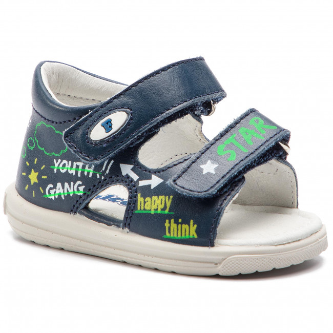 By 01 0011500783 Sandales 2019 Navy Facotto 0c02 Spring Et Mules on summer Naturino Gar Enfant eWH9YED2I