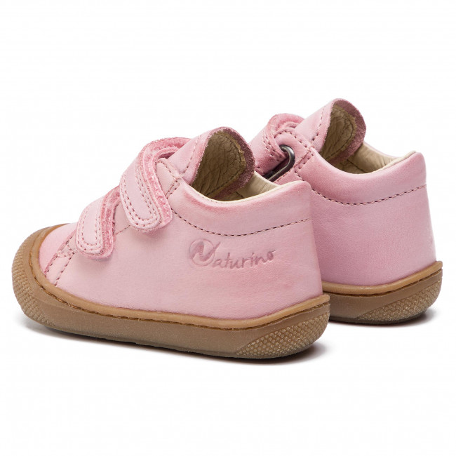 Spring Cocoon Chaussures Fille Naturino Fermeture 0012012904 0m02 Scratch 2019 01 Rosa Vi Enfant Basses summer mwvN08nO