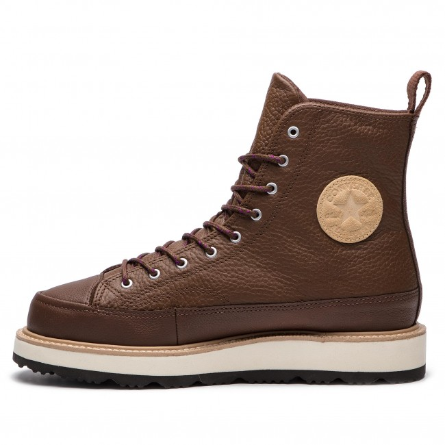 2018 Homme q4 Hi winter 162354c Fall light Crafted Chocolate Boot Et Bottes Converse Fawn black Ct Autres UzVqSMpG