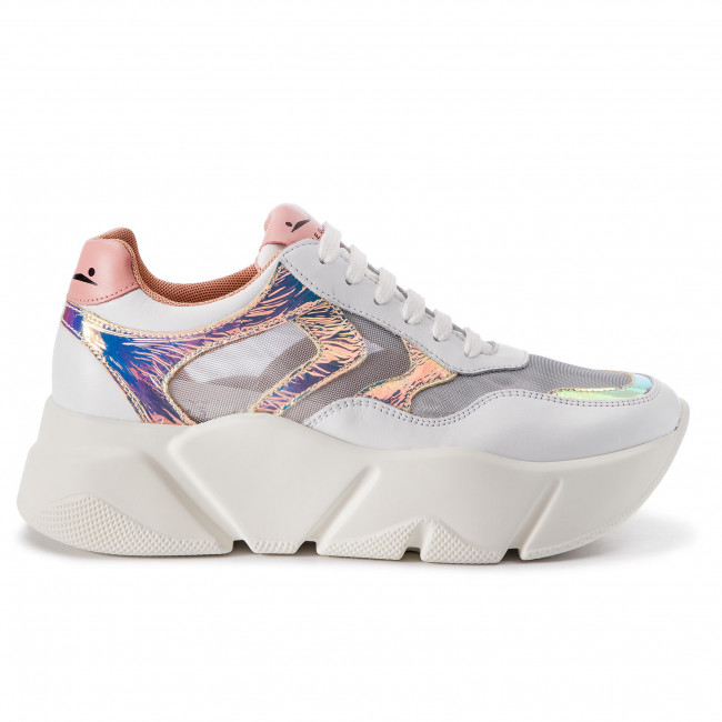 03 argento Mesh Blanche Sneakers Chaussures 0012013592 Spring 1n02 Bianco Monster summer Voile Basses Femme 2019 nXN0O8wPkZ