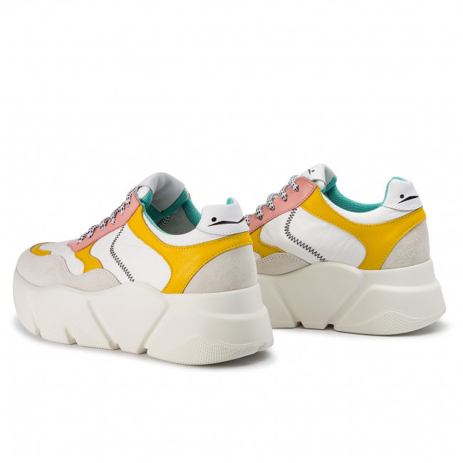 Creep Sneakers Blanche gialo Voile 1n17 Bianco 0012013787 01 DHeWIY29E