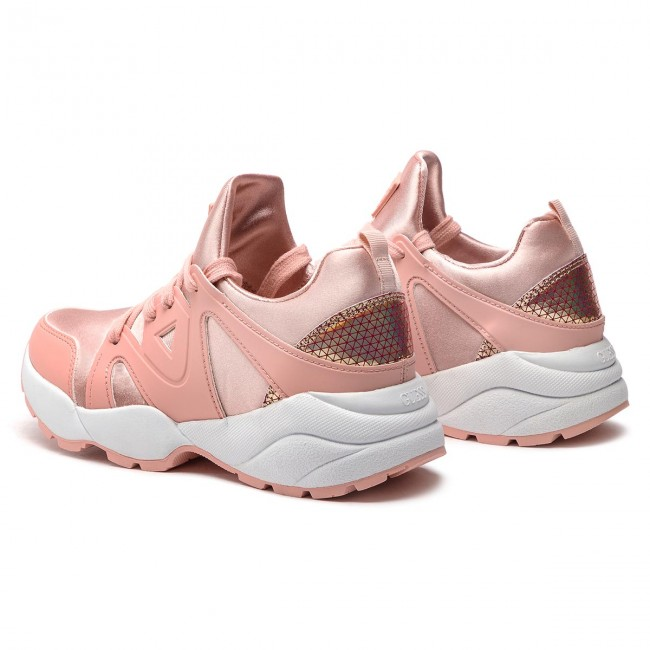 Guess 2019 Femme Rose Pre Sneakers Fab12 summer Chaussures Fl5sem Basses Spring fgIb7vY6y