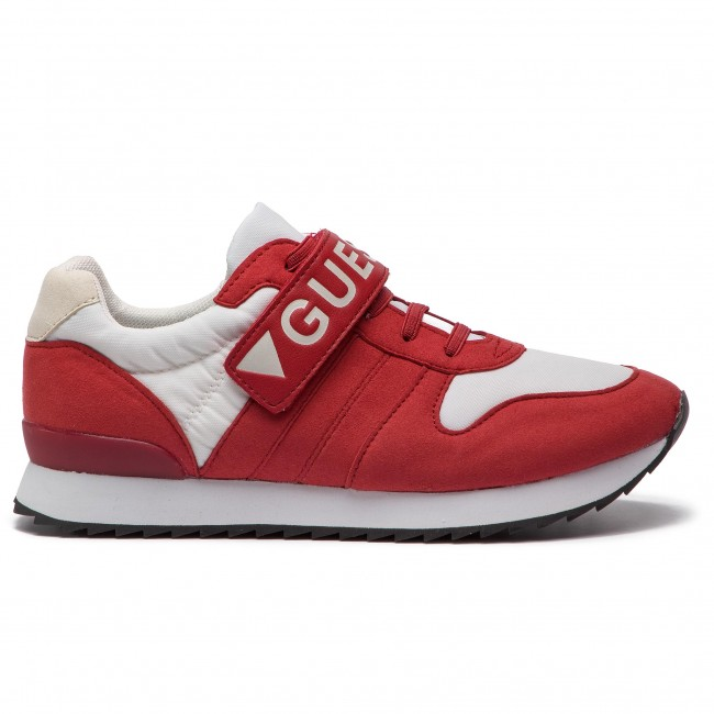 Femme Sneakers summer 2019 Red Spring Fj5rud Esu12 Basses Chaussures Guess Pre POikXZu