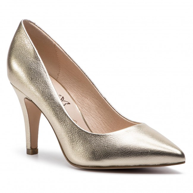 22416 Metal978 Basses Lt Chaussures Caprice 22 9 Gold rQdxtshCB
