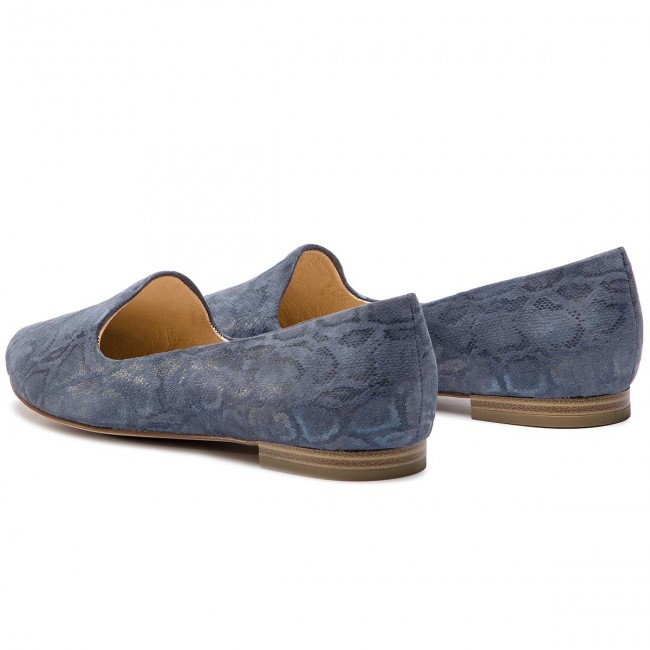 Snake 884 9 Denim Loafers CAPRICE Loafers Loafers 22 24203 YvwAnHq