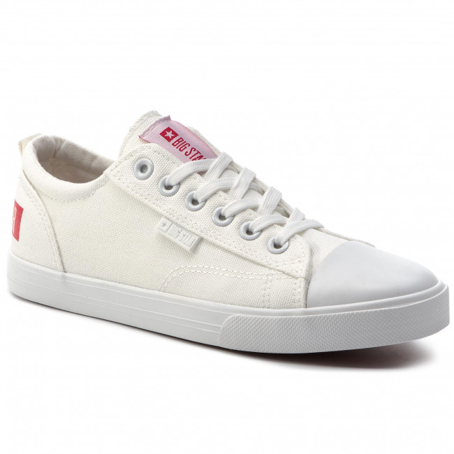 Sneakers White Big White Dd274875 Star Dd274875 Big Star Sneakers IYH2WED9