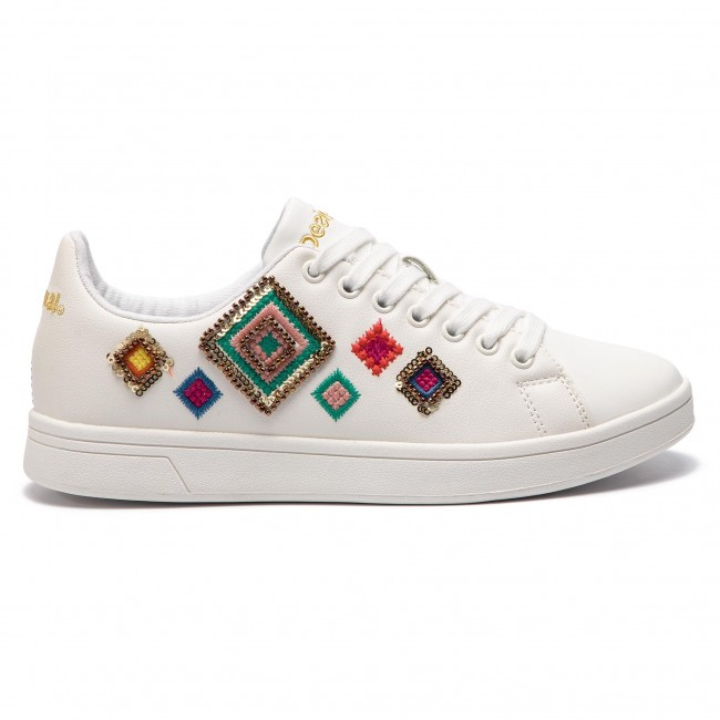 Shoes 19sskf01 Exotic 1000 Diamond Sneakers Cosmic Desigual qzSVGUMp
