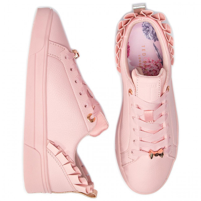 Astrina 2019 Chaussures 17494 Sneakers Ted Femme summer Baker 9 Mink Pink Basses Spring wOlkXZiuPT