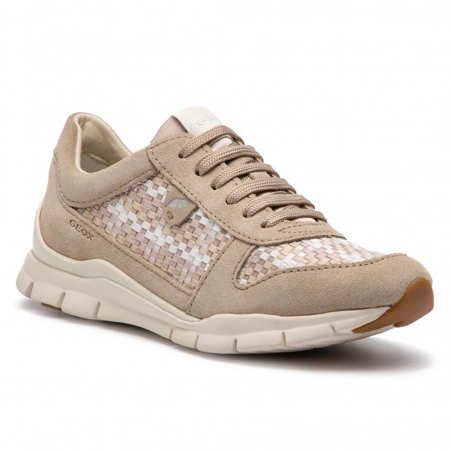 Geox Taupe Ch65z Lt Sukie D52f2a Sneakers A D Taupesand 022zi Fw0qzdH