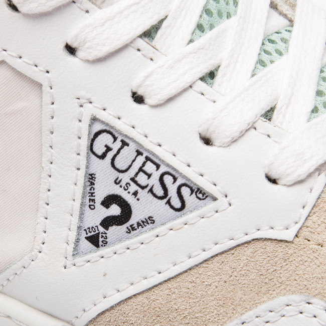 summer Bruce Guess Chaussures Homme Basses Lea12 Fm6bru Sneakers 2019 White Spring 8OnwN0XPk