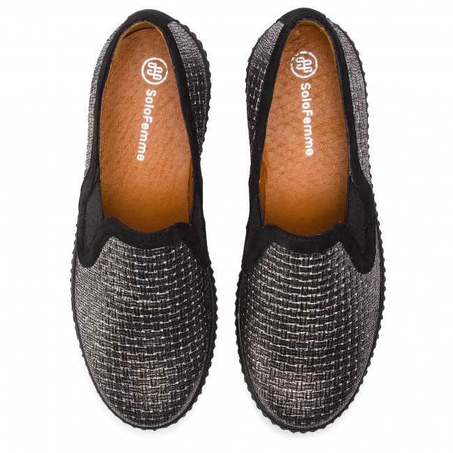 i82 Basses 020 Antracyt 03 95210 Chaussures Femme Solo 11 00 D9EH2eIYW