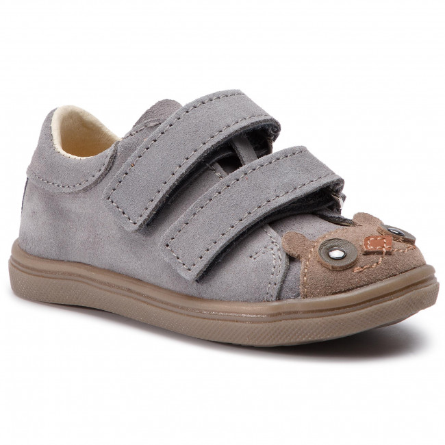 Chaussures Fille 82 a Bear Grey 2019 9 Mruga Scratch 3180 Maki Fermeture Spring summer Sneakers Basses Enfant hQCtxsrd