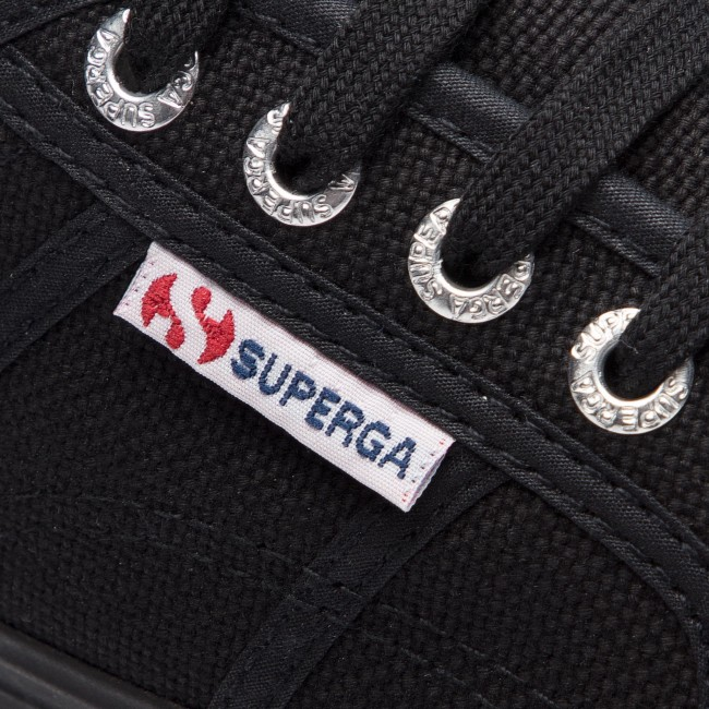 Up Tennis Full Linea Femme Baskets And Down 2790 Superga Cotw Black Chaussures Spring summer 996 Basses S0001l0 2019 Ivfgyb6Y7m