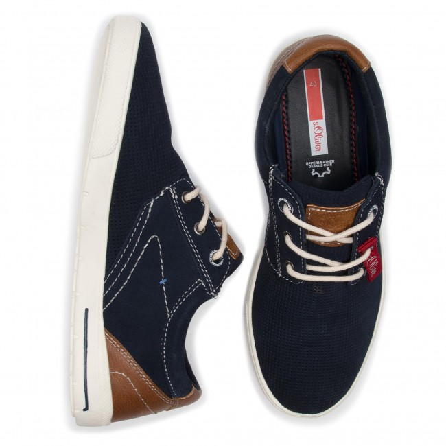 oliver 5 Sneakers Homme S Chaussures 2019 Spring 22 Navy summer 805 Basses 13605 CexrBoWQd