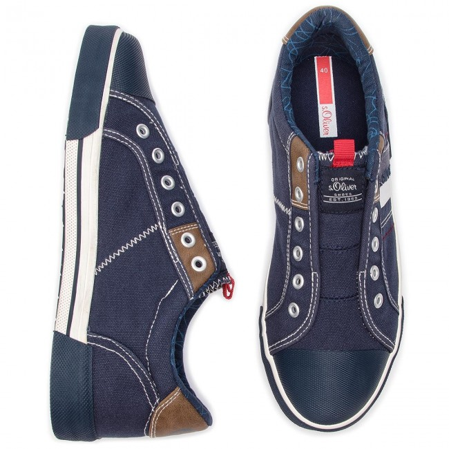 805 14603 oliver 5 Sneakers S 22 Navy v6f7Ybgy