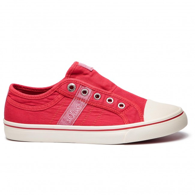 Red 22 24635 5 Sneakers S 500 oliver lTFK1cJ