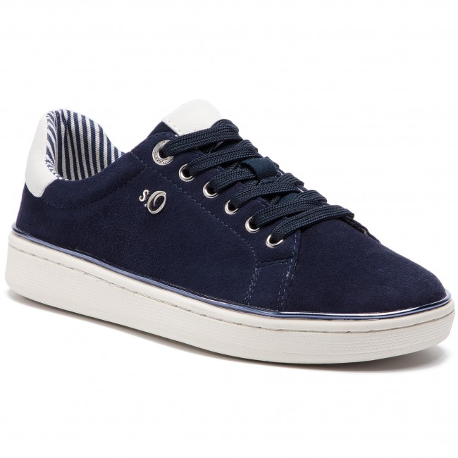 Basses 5 oliver 2019 Femme summer Chaussures 22 Spring S Sneakers 23625 Navy 805 roxBeWEQdC
