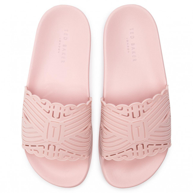 Bain Blossom Issley De 9 Ted Baker Pink MulesSandales 18460 0PwO8Xnk