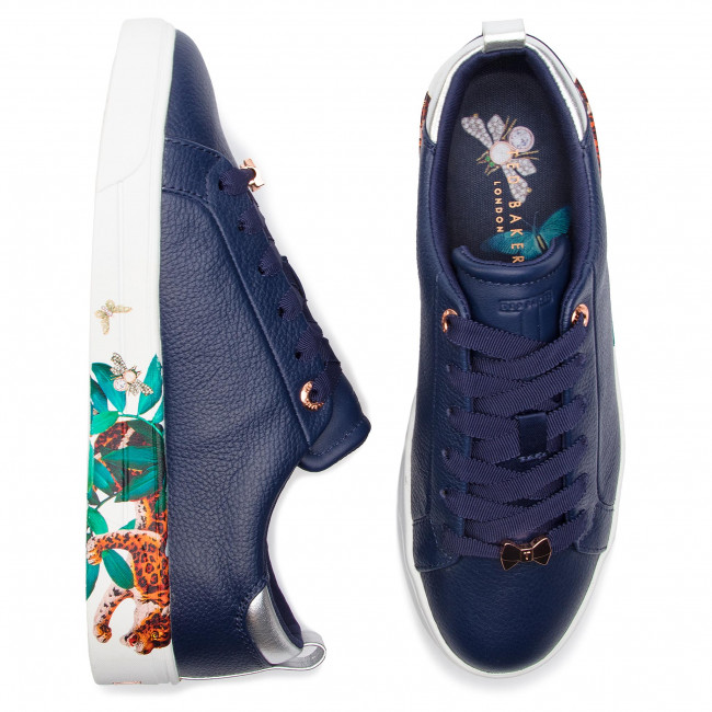 Ted Navy Roully Baker Sneakers Houdinii 9 18418 dthQCorxBs