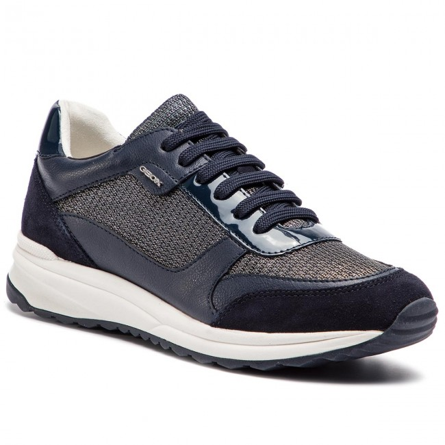 D642sc Navy Airell Sneakers 0ly22 Geox C C4002 D ulFKJ31Tc