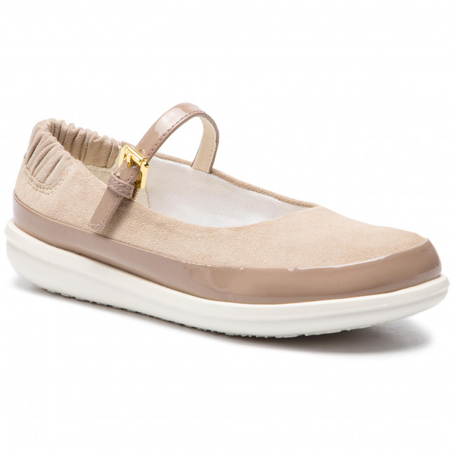 D92csa C6738 Geox Chaussures Basses Lt Taupe D Jearl A 022hh LqVpzUMSG