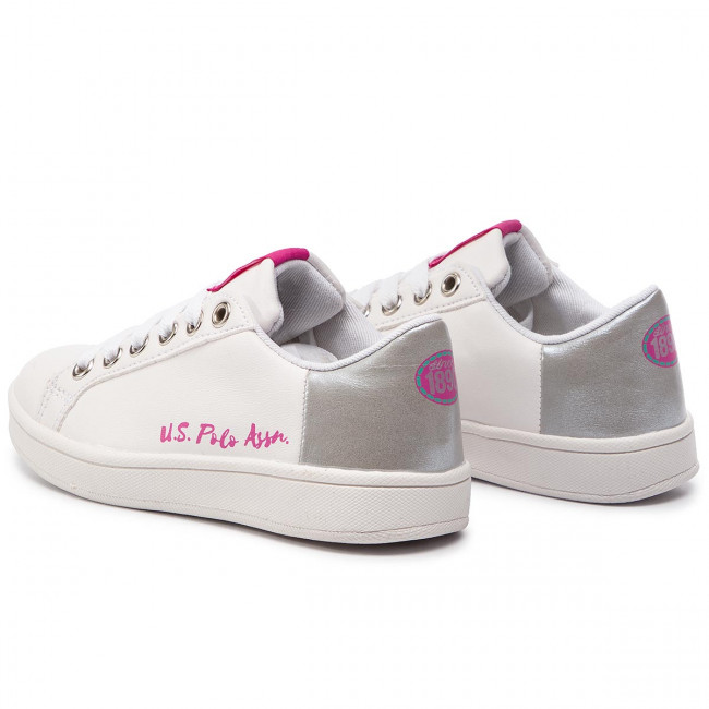 Sneakers Ecrok4114s9 Femme Chaussures U sil sPolo Spring Basses AssnGinevra Whi summer y1 2019 oxBCrde