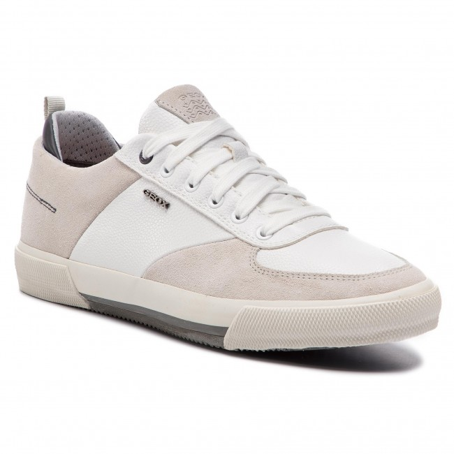 Spring Chaussures Basses Kaven Homme summer A white 022bu Papyrus U C1s1z Geox 2019 Sneakers U926ma SqMUpzV
