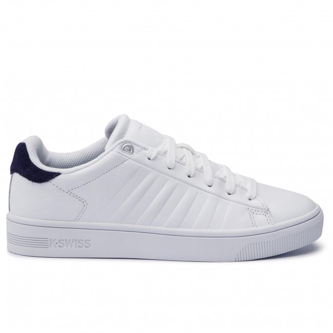 swiss Frasco 05453 m Sneakers Court K 163 navy White WDEH9Ye2I