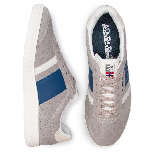 Chaussures Basses Homme summer Ha1 Block Court Napapijri 2019 N0yjt1 Sneakers Spring Grey 2EWIDH9