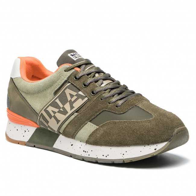 Sneakers Basses summer Rebut 2019 Gd6 Green Homme Spring Olive Mes N0yk7i New Chaussures Napapijri BCreWdxo
