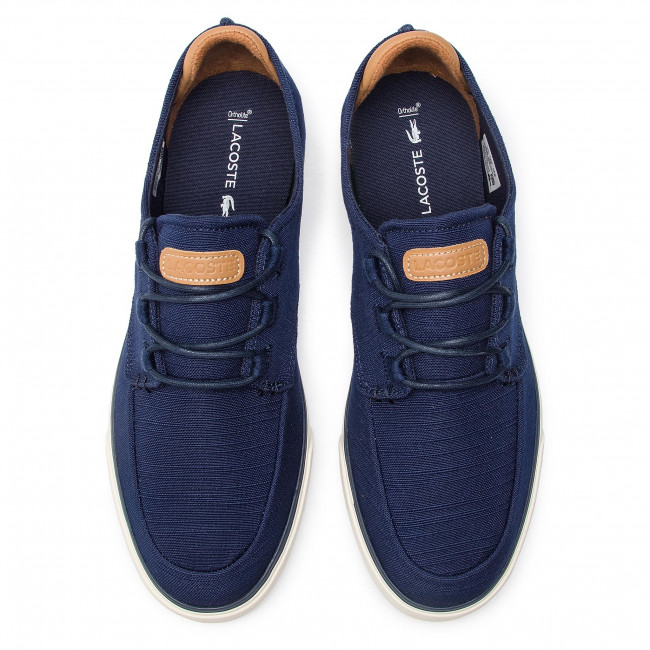 q1 Cma Spring 7 Lacoste Esparre lt 119 summer 2019 Brw Basses Homme Detente Deck 3 Chaussures Nvy 37cma00264c1 EYIDHW29
