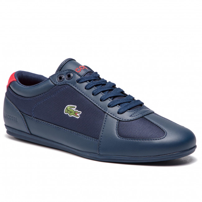 a53929f607 Sneakers LACOSTE - Evara Sport 119 1 Cma 7-37CMA0034144 Nvy/Red ...