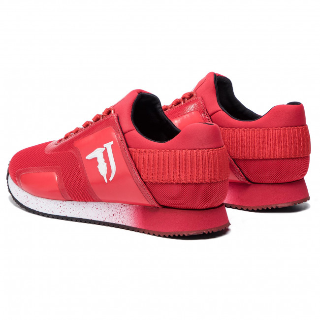 Jeans Basses Spring Sneakers Trussardi Chaussures Homme summer 77a00154 2019 R150 UGLqMSpzV