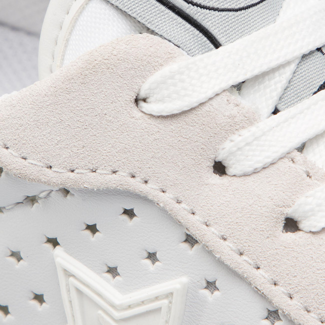 Jeans Trussardi 79a00322 silver Sneakers White b6yfY7g