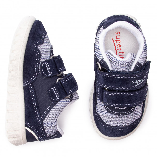 83 grau Chaussures Gar 2019 Blau Spring Scratch Basses summer 09197 Sneakers Superfit 4 Enfant on Fermeture M PkXTOiuZ