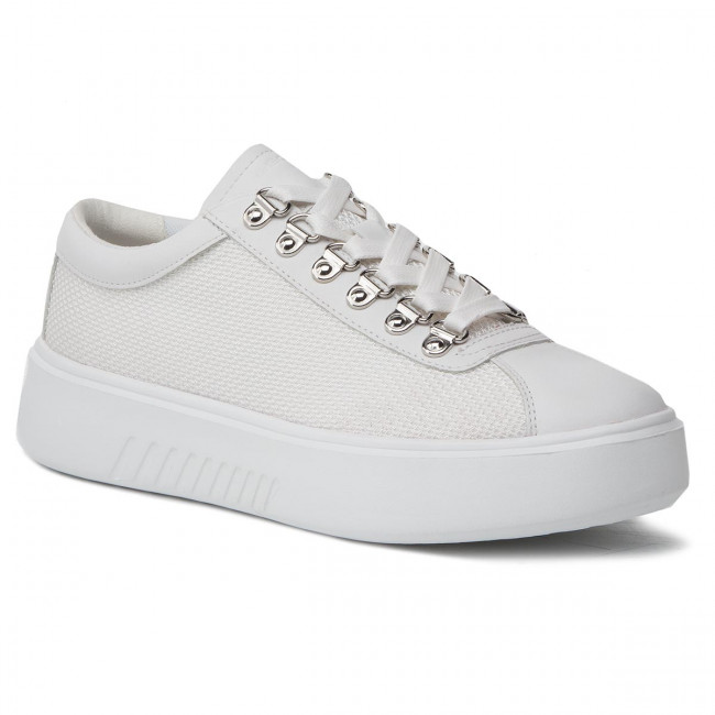 27f9407fa6ef0a Sneakers GEOX - D Nhenbus H D828DH 01485 C1000 White - Sneakers ...