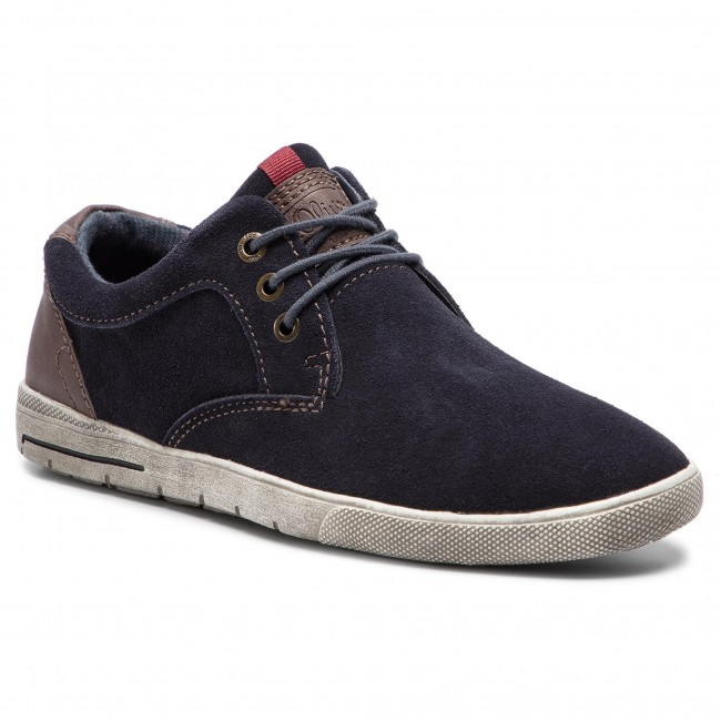 S Navy 2018 oliver Detente Fall 805 5 winter Chaussures Homme 21 13605 Basses XPknwO80