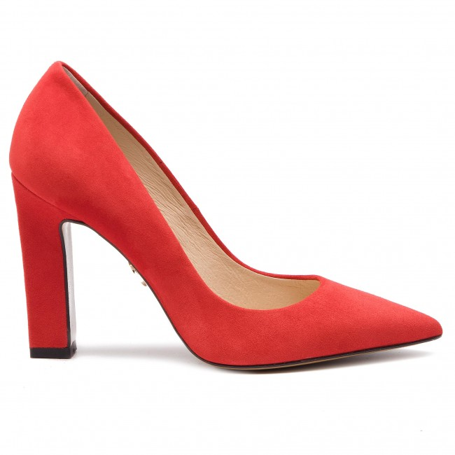 Basses Baldowski Chaussures 1459 Zamsz Top D00580 037 Red oxBrCed