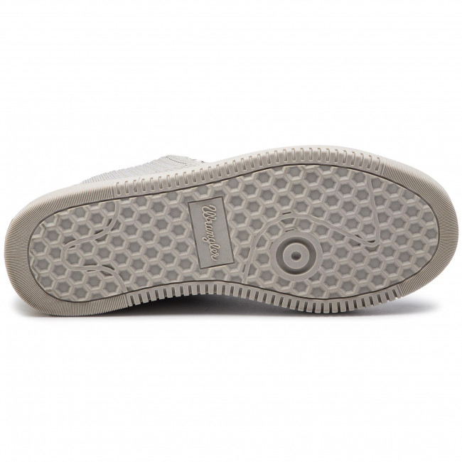 Sneakers Wrangler Maya 004 Knitted Silver Wl91500a hsQxrCdt