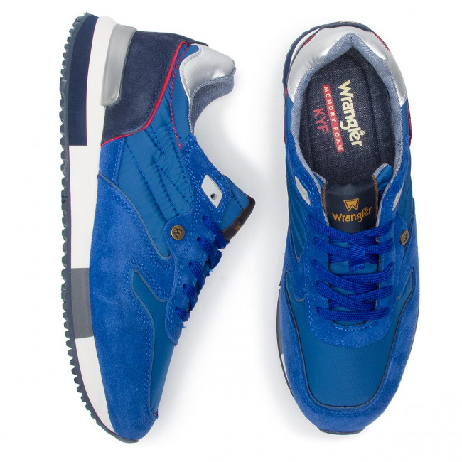 Forest Wrangler Sneakers Wm91050a 014 Royal cRjq5L34A